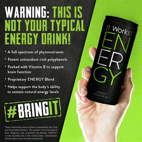 6 hr energy drink 17 best images about it works really on