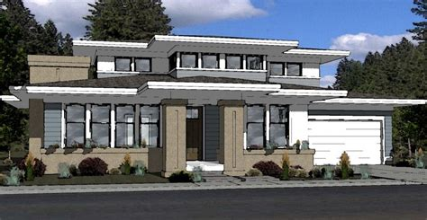 prairie house plans prairie style house plan bend oregon houses to build