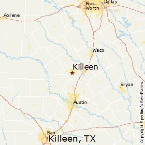 best places to live in killeen