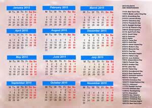 Calendar With Holidays Calendar With Holidays Calendar Printable Free