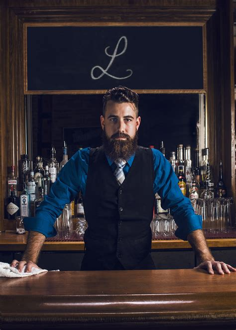 bartender photography rifle bartender shift visuals commercial