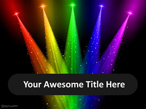 Powerpoint Templates Free Celebration Images Powerpoint Celebration Templates