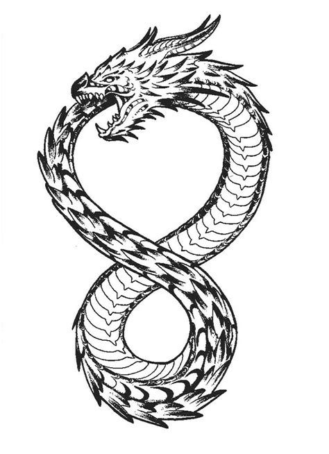 Pin by Parker Hepburn on tattoo ideas | Ouroboros tattoo