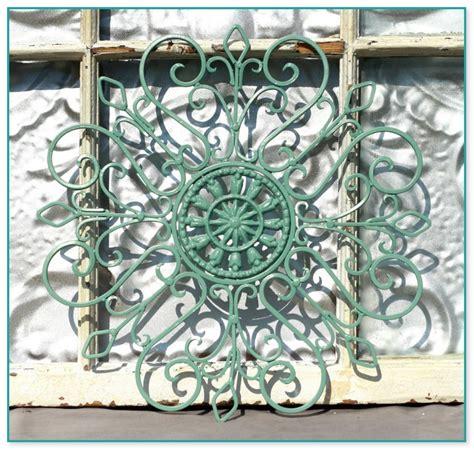 garden wall decor wrought iron audidatlevante