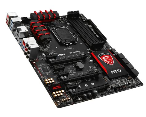 Motherboard Msi Z97 Gaming 7 msi z97 gaming 7 gaming mainboard mit intel z97 im test