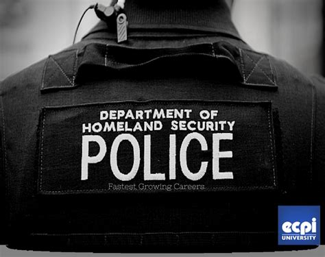 the fastest growing careers in homeland security ecpi