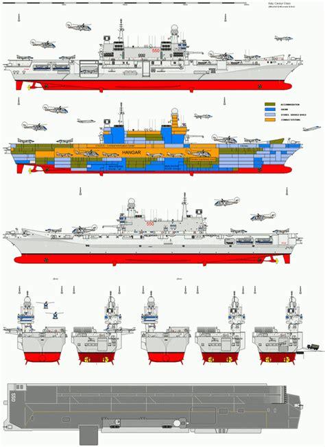 portaerei italiane garibaldi portaerei cavour