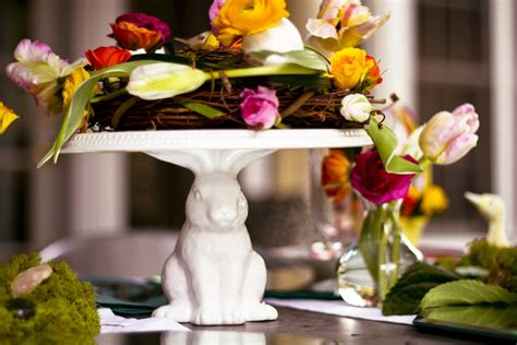 Home Decorating Ideas Blog Floral Easter Tablescape