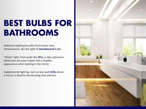 bathroom lighting color temperature best color temperature for bathroom lighting 3 color led