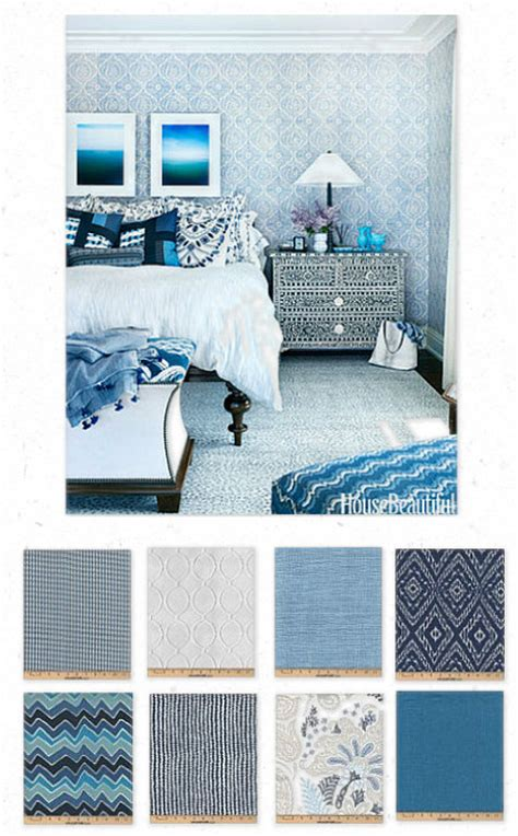 sapphire blue bedroom get the look sapphire in morocco