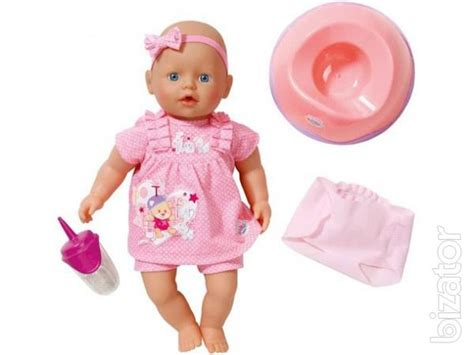 baby born in bathroom baby doll baby born having fun in the bathroom zapf creation 820315 buy on www