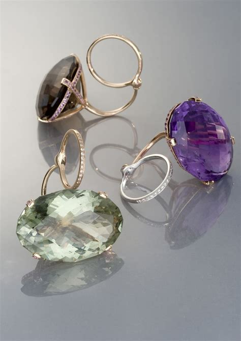 Just A With This Quartz Ring From Lola by 1000 Ideas About Ring On Fashion Rings