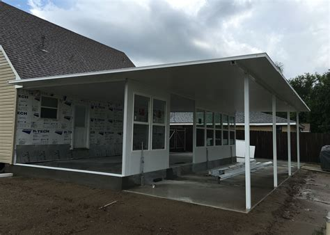 patio cover installation exterior home improvement contractors in new orleans