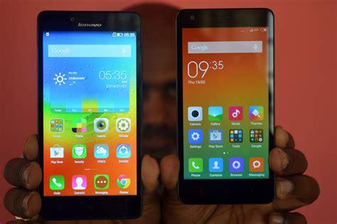 Hp Lenovo A6000 Dan Xiaomi Redmi 2 harga xiaomi redmi 2 prime vs lenovo a6000 plus ram 2gb