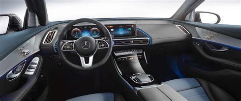 Mercedes Eqc 2019 by The New Mercedes Eqc Electric Intelligence