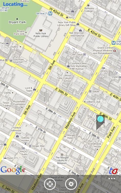 maps ta ta maps maps for windows phone 7 techautos