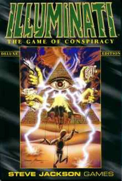 illuminati deluxe edition recensione illuminati deluxe edition la tana dei goblin