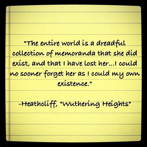 theme quotes wuthering heights wuthering heights quotes heathcliff quotesgram