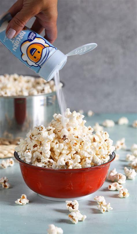 perfect stovetop popcorn  suburban soapbox