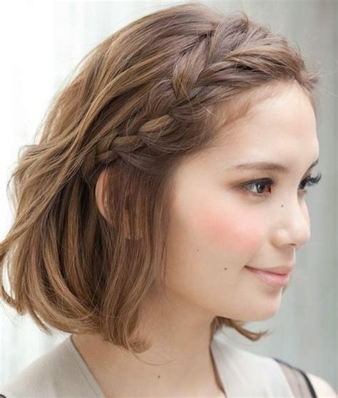braid behind ear images 70 best a line bob haircuts screaming with class and style