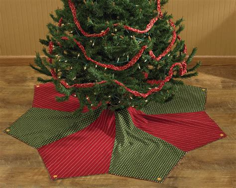 home for holidays christmas tree skirt