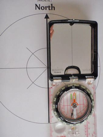 Kompas Magnet Navigasi Compass Survival Navigation improvised compass