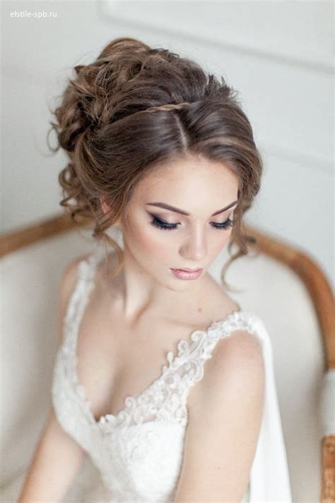 Wedding Hairstyles And Makeup by 26 Fabulous Wedding Bridal Hairstyles For Hair
