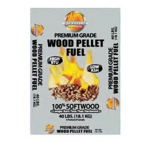 home depot wood pellets fireside platinum premium wood pellet fuel 40 lb bag 50
