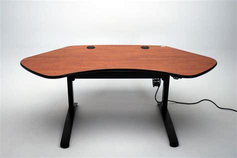 ergonomic corner desk ergo height adjustable corner desk martin ziegler