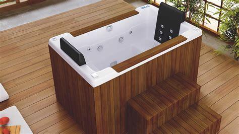 wood heated bathtub bathtubs fascinating wood heated bath 120 simple design