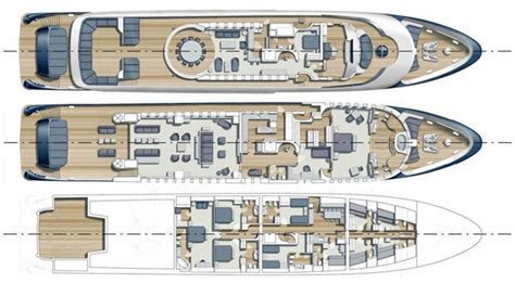 yacht luna layout chayka leo fun layout luxury yacht browser by