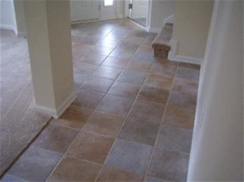 architectural elements focus on flooring