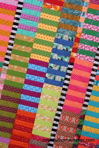 color stack color stack quilt tutorial a jelly roll quilt pattern