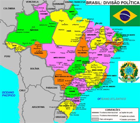 political map brazil brazil s new laws in braziljohn in brazil