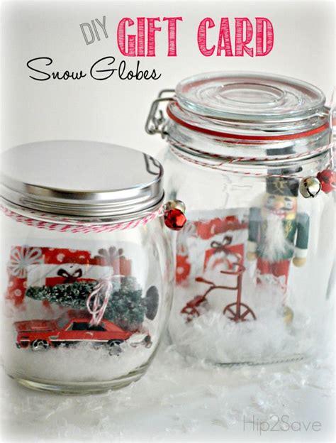 Mason Jar Snow Globe Gift Card - best 25 gift card presentation ideas on pinterest gift card basket gift card