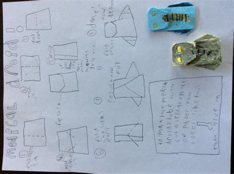 Origami Medicine - droid origami yoda
