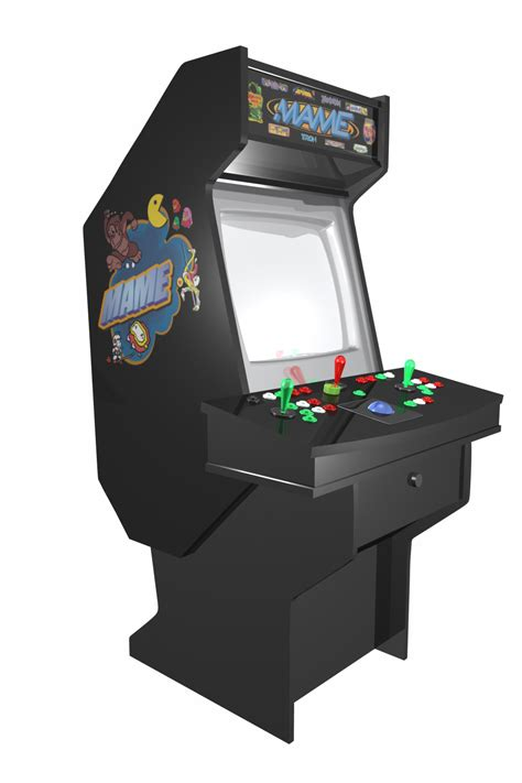 Arcade Cabinet Icon by Congratulations On Purchasing A Mame Cabinet