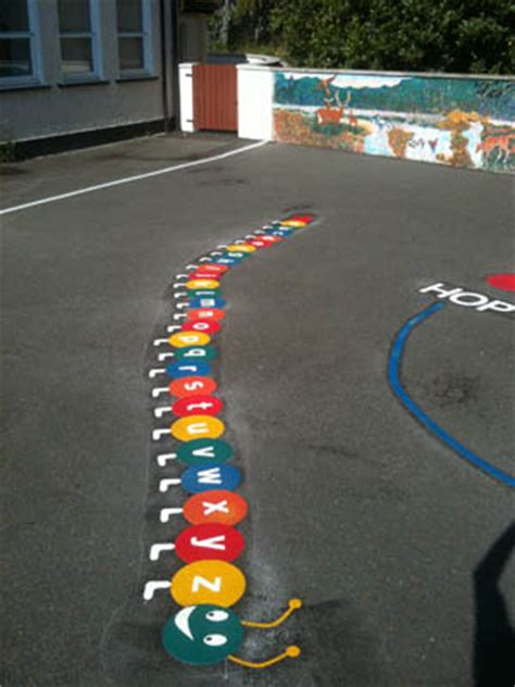 painting school playground playground markings wicklow7 fitness functions