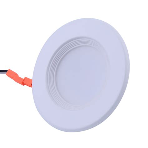 recessed led retrofit light trim downlight trim 13w led recessed dimmable 4 inch