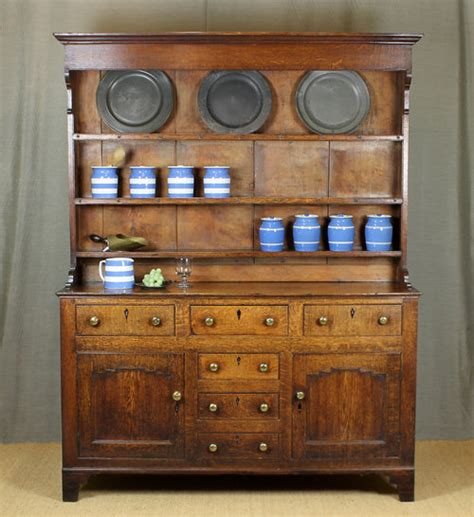 Small oak welsh dresser c 1810 antiques atlas