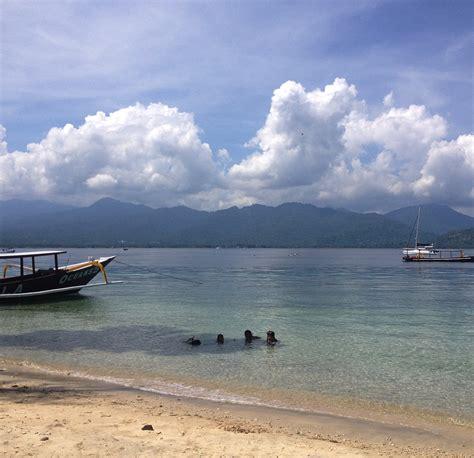 boat gili air to bali gili air bali s paradise island double barrelled travel