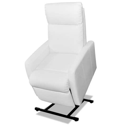 sillon reclinable blanco sill 243 n reclinable con elevador el 233 ctrico blanco tienda