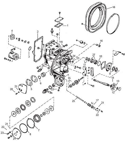 omc stringer parts diagram omc stringer exploded view intermediate housing marine