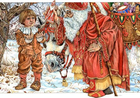 st real story celebrating st nicholas the real santa claus the