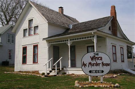 murder house villisca ax murder house olio in iowa