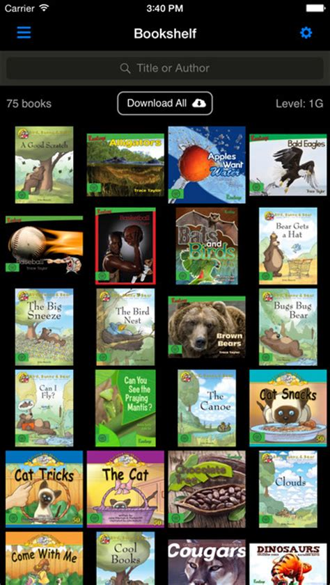 american reading bookshelf free ver 1 5 2 for
