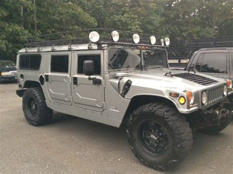 how to learn about cars 1997 hummer h1 instrument cluster sell used 1 of a kind extras low miles automatic 6 5l diesel turbo financing available in