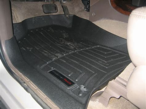 floor mats weathertech vs oem all weather tacoma world