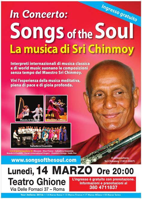 librerie internazionali roma mappa evento songs of the soul teatro ghione concerti a