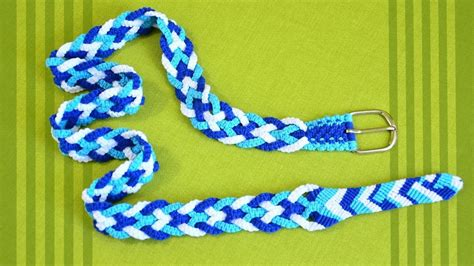 How to Make a Macrame Belt « Sewing & Embroidery